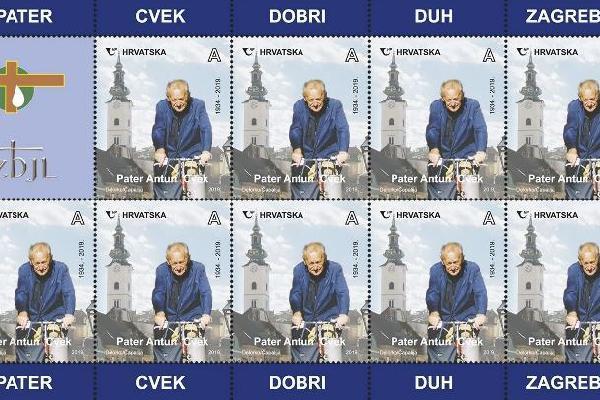 Pater Antun Cvek – dobri duh Zagreba