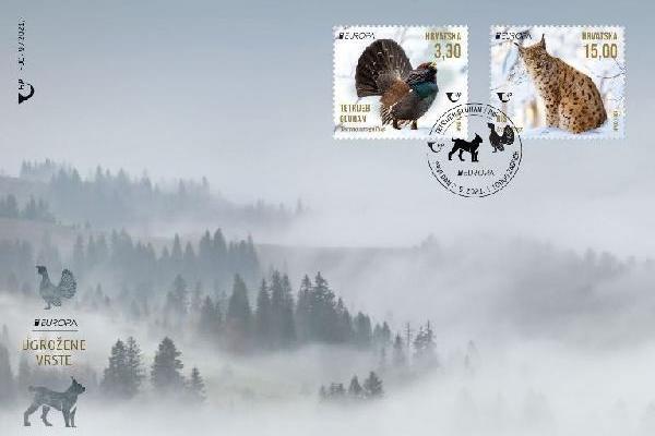 Europa – ugrožene životinjske vrste